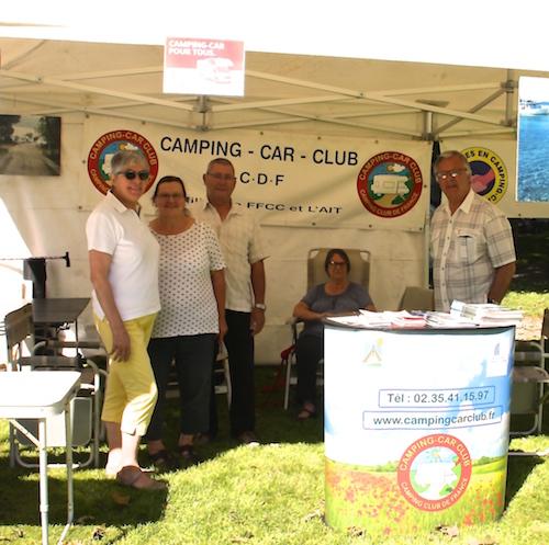 Salon Camping Car Yvetot